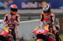 Marquez: Lorenzo needs to stay, win with Honda