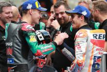Why Marquez is taking Quartararo's threat seriously