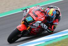 Moto2 Jerez: Navarro takes control with first ever pole