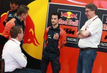 Pedrosa back on track for KTM in June