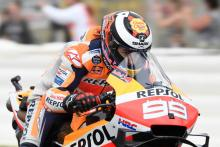 Lorenzo cautious despite past Le Mans record