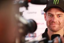 Crutchlow: 'My story in MotoGP is not finished'
