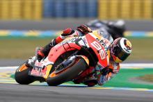 Lorenzo: Each small, medium step like a victory