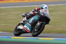 Moto3 Le Mans: John McPhee holds on to win French thriller