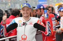 'No gambling' as Miller secures front row