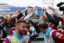 Moto2: Marquez concentrates on cornering