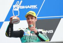 Dalla Porta signs two-year Moto2 deal with Italtrans Racing