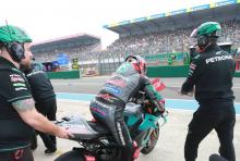 Quartararo seeking 'clean weekend'