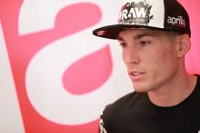 Espargaro in 'better situation than expected' after injury diagnosis