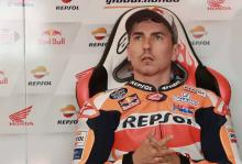 Lorenzo plays down 20th, insists pace is top ten