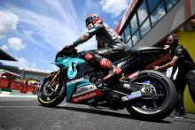 'Everything looks good' after Quartararo surgery