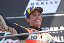 Marquez: 'Bike and I are in a very good position'
