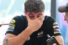 Iannone: I'm judged innocent but still given 18-month ban