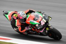 Espargaro: I push, push, push… we need something big