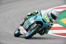 Moto3 Catalunya - Warm-up Results