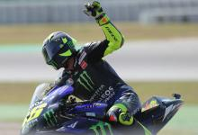 Rossi: Yamaha competitive, great news