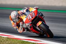 Marquez wins Catalunya MotoGP after Lorenzo takes out Dovi, Yamahas