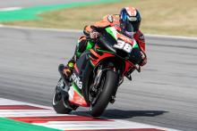 Smith set for final Aprilia wild-card of season