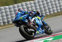 Catalunya MotoGP test times - Monday (1pm)