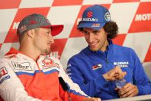 Miller: Rins flipped me off as he overtook!