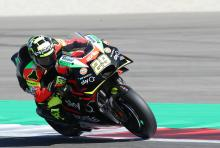 Iannone: Sachsenring 'important test bench' for Aprilia
