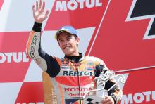 "Marquez ""forgot about victory"" to extend MotoGP points lead"