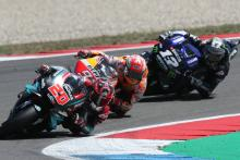 Quartararo 'the one' to challenge Marquez