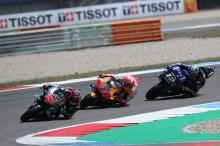 Marquez: Quartararo showing Yamaha's real potential