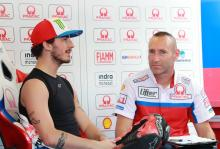 Bagnaia to miss German MotoGP FP2 for medical checks