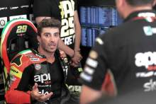 Aprilia 'stands by' Iannone but 'looks to future' after 4-year ban