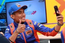 Syahrin talking to 'two or three' teams for 2020