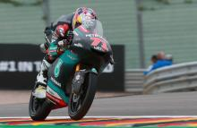 Moto3 Sachsenring - Free Practice (2) Results