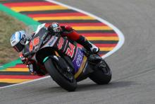 Sachsenring MotoE - Superpole Results