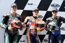 Marquez: Vinales, Quartararo will be fastest rivals