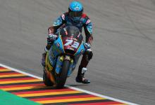 Moto2 Germany: Marquez - from Q1 to first pole of the season