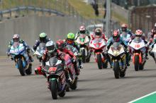 Sachsenring MotoE - Race Results