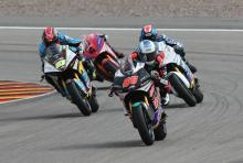 Tuuli: MotoE fun on and off the track