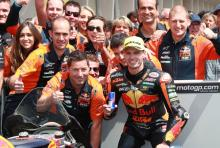 Moto2: Binder: 'We can battle for title'