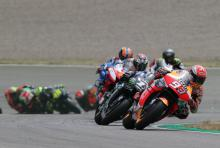 Marquez: I had more pace but Austin was in my head