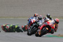 Marquez: Saya memiliki kecepatan lebih tetapi Austin ada di kepala saya