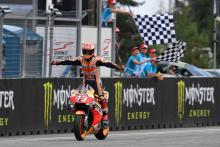 'Stronger' Marquez dishes out demoralising defeat for Dovi