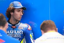 Rins: Positive feeling with Suzuki ahead of Silverstone
