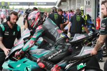 Brno MotoGP test times - Monday (5pm)