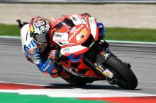 Misano MotoGP test times - Friday (12pm)