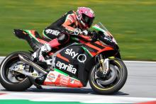 Espargaro impressed by Aprilia holeshot device
