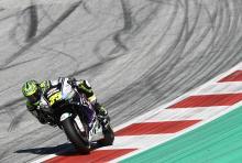 Austrian MotoGP - Qualifying (1) Results