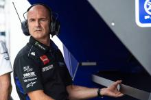 Yamaha: Smaller crew, face masks and shields