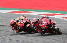 Marquez: The winning strategy for Spielberg? I wouldn't know!
