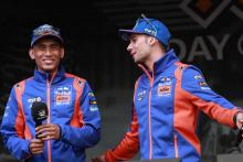 Syahrin: I would like to remain in MotoGP…