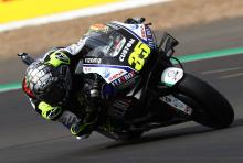 Crutchlow: 'I was trying too hard, or ran out of talent!'